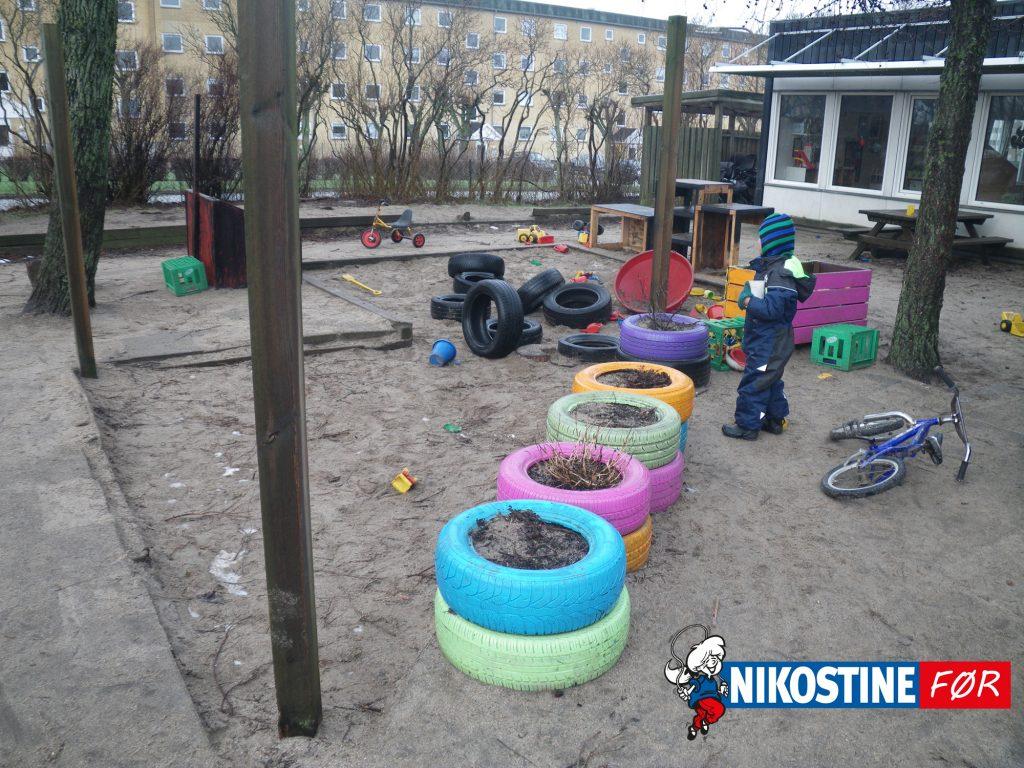 Børnehuset Løvvangen - Før