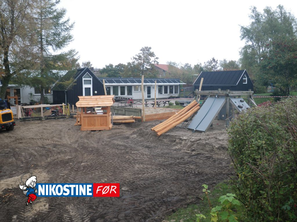 Børnehuset Løvvangen - Under Projektet