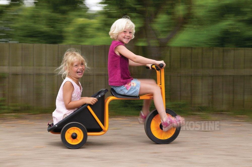 Rabo ladcykel trehjulet