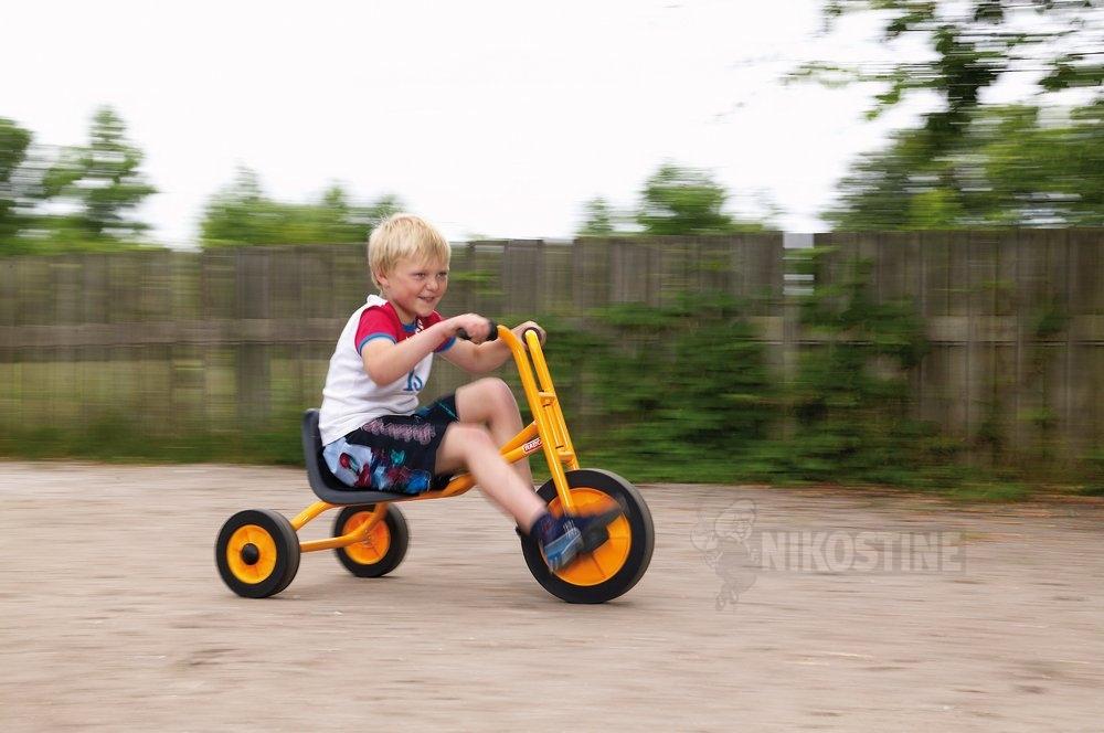 Rabo trehjuler rider