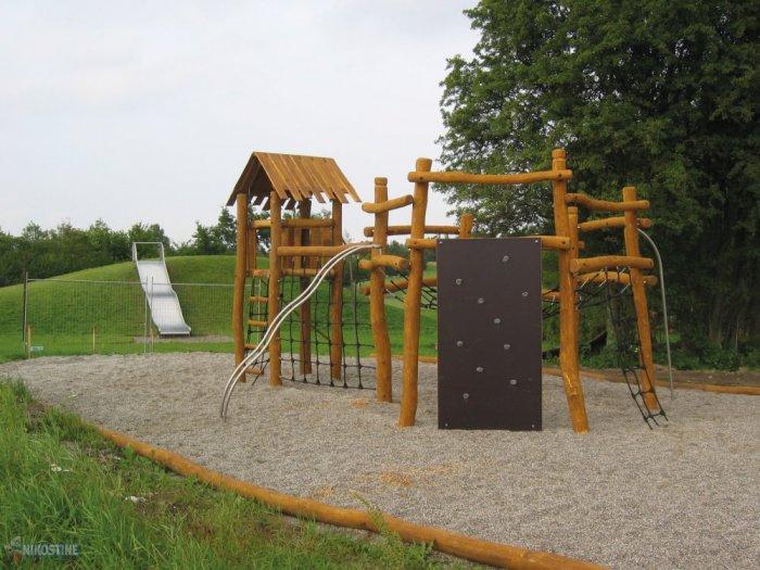 Sammenbygget klatresystem (Fra 5 år)