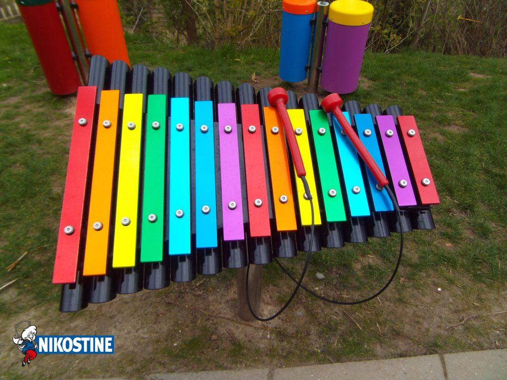 Cavatina musikinstrument til legepladsen