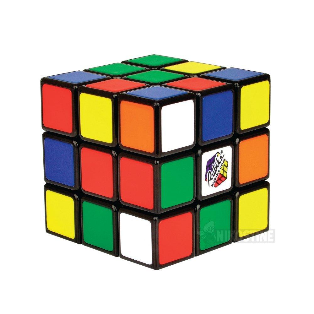 k b rubiks cube original 3 x 3 online terningspil. Black Bedroom Furniture Sets. Home Design Ideas