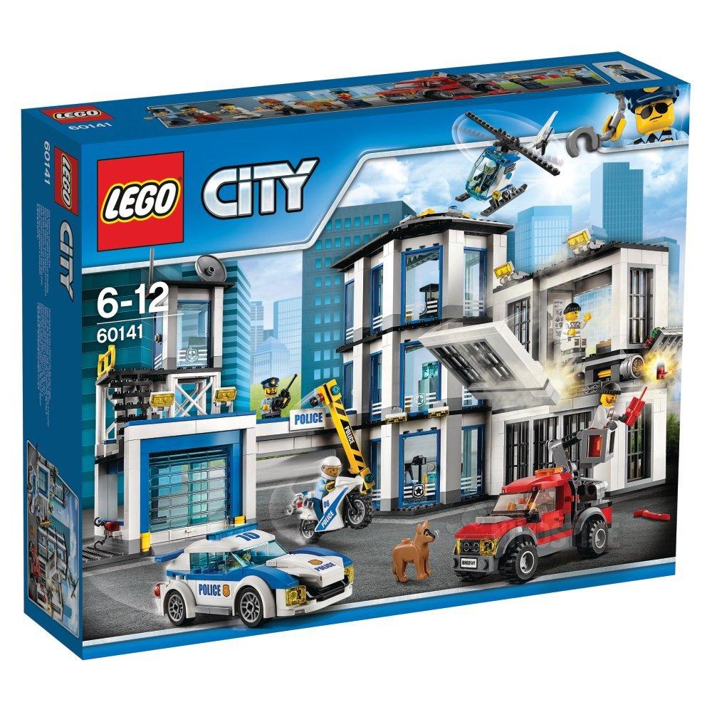 K 248 B Lego City Politi Politistation Online Indeleget 248 J