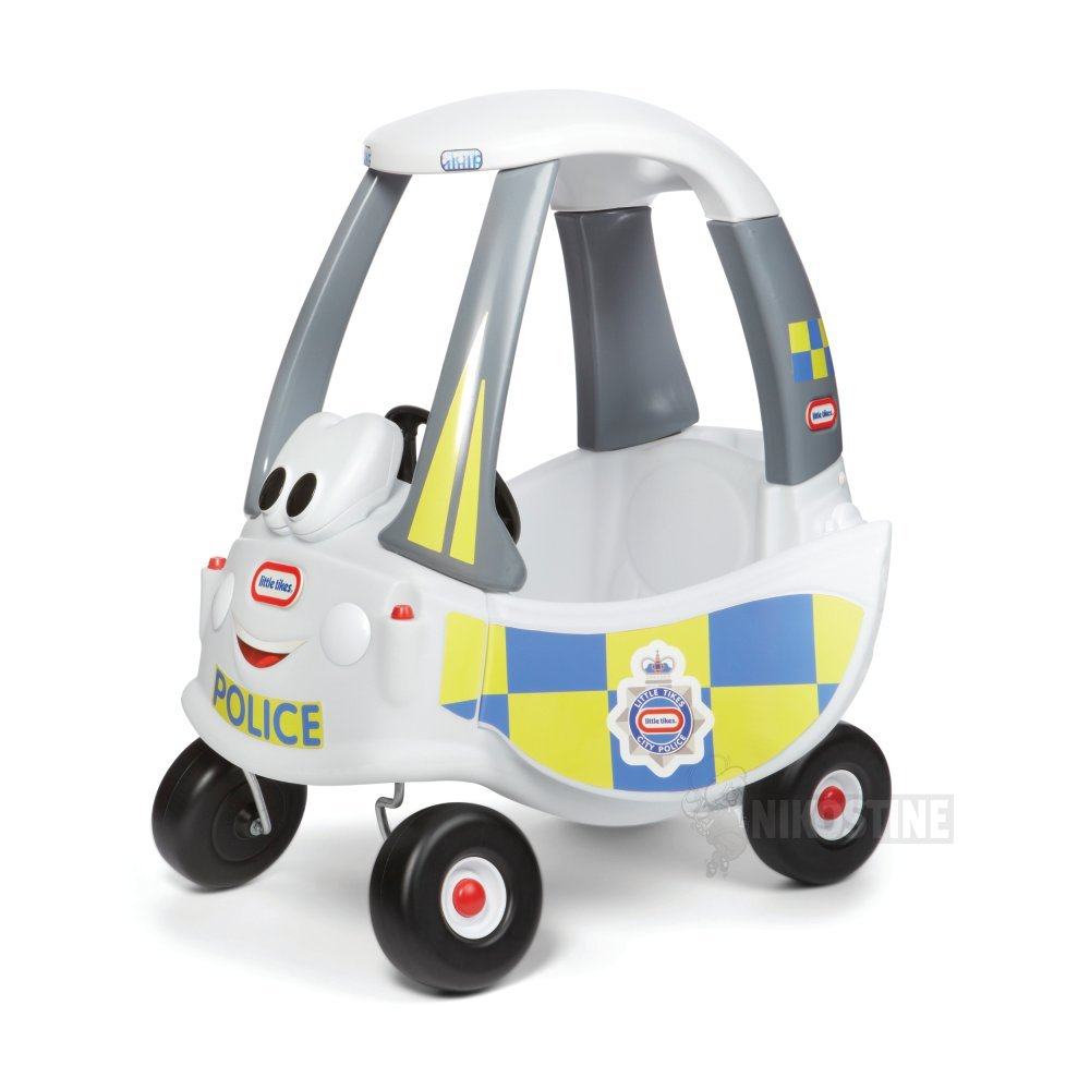 Lækker Køb Gåbil Cozy Coupe - Politi - Little Tikes online - Gåbiler QW-61