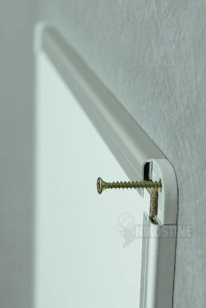 k b whiteboard 90 x 120cm online m bler. Black Bedroom Furniture Sets. Home Design Ideas