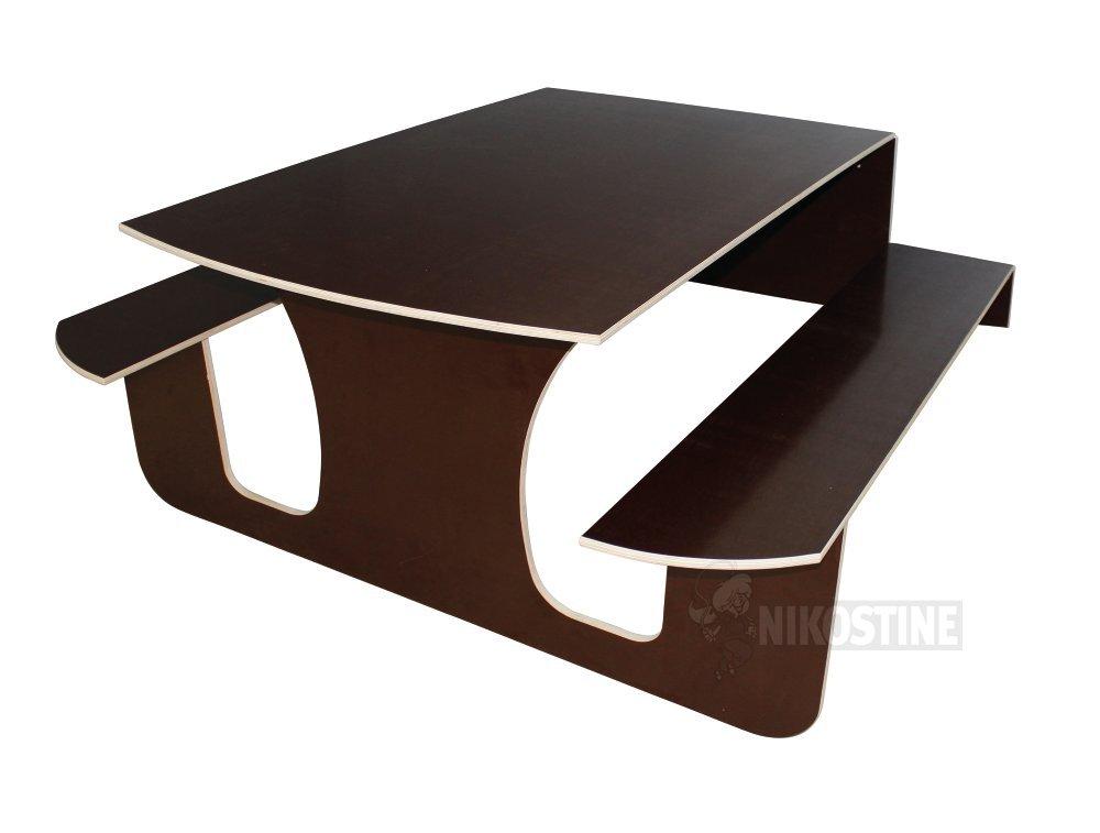 Køb Udendørs klapbord - Lille online - Udemøbler