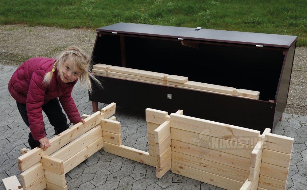 opbevaringskasser i træ