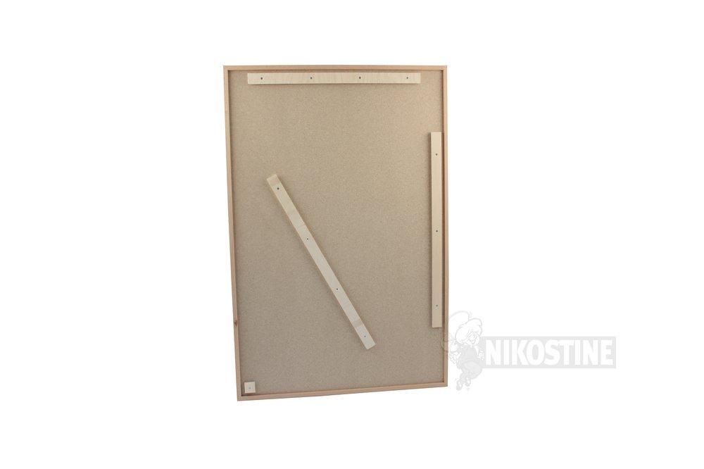 Køb Spejl m. 21 mm bøgetræsramme online - Spejle