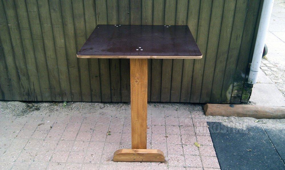 Køb Klapbord udendørs 80x80cm online - Udemøbler