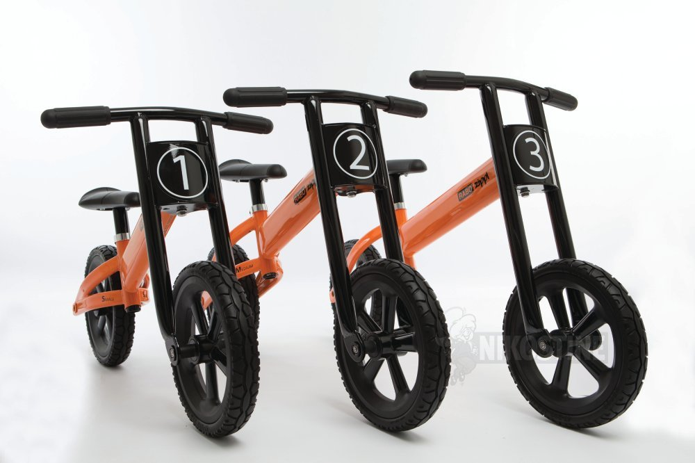 Køb Zippl Cykel Medium 3 - 6 år online - Køretøjer