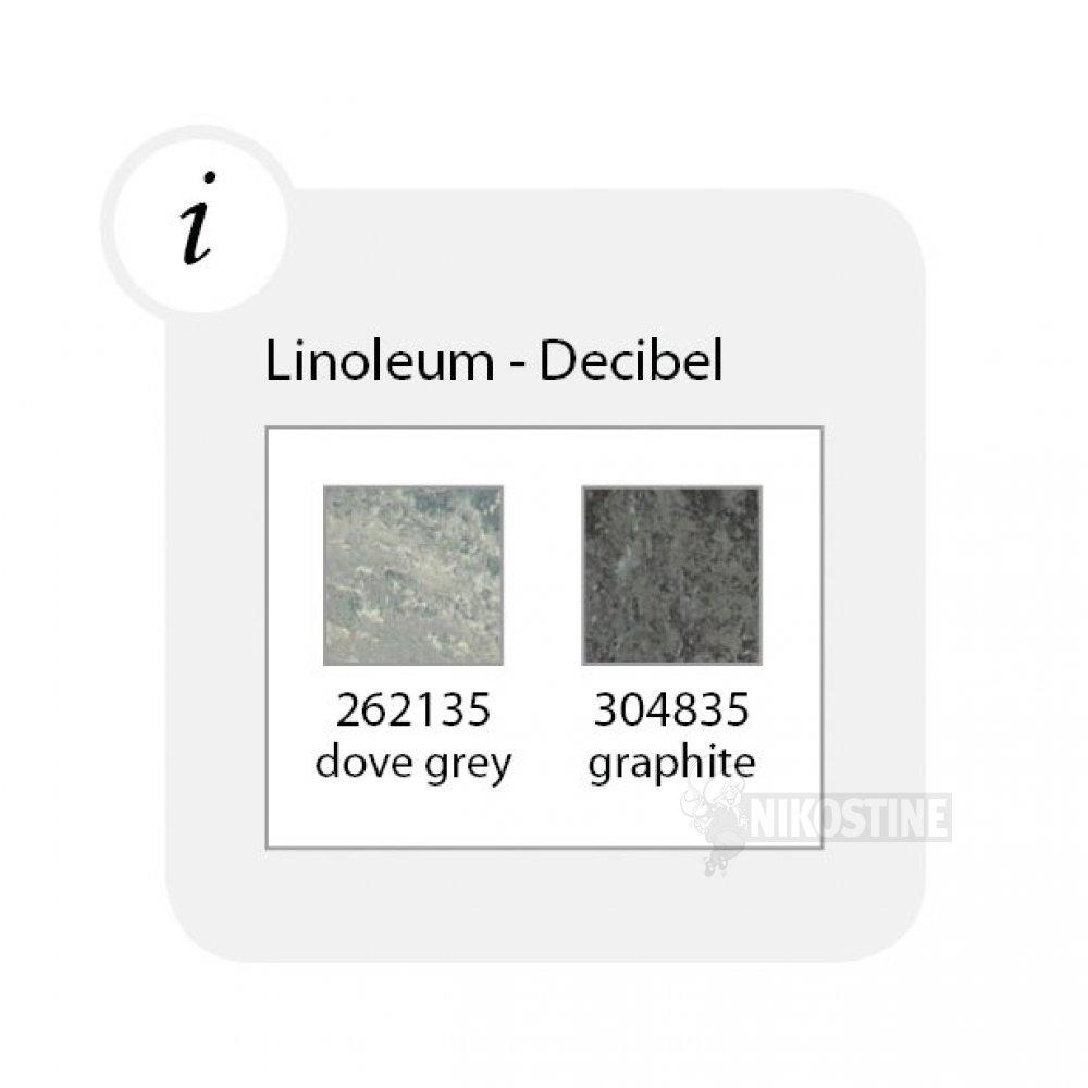 k b klapbord linoleum decibel online borde. Black Bedroom Furniture Sets. Home Design Ideas