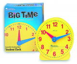 Legeur,  Big Time Student clock Ø: 12 cm