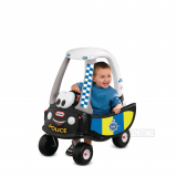 Gåbil Cozy Coupe - Police - Little Tikes