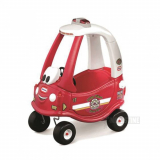 Gåbil Cozy Coupe - Fireman -Little Tikes
