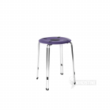 Taburet Space - Purple - H:46cm