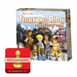 Ticket To Ride: First Journey spil