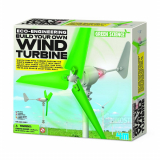 Eco-Engineering - Byg en vindturbine