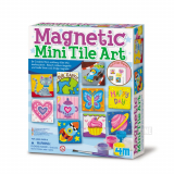 Creative Craft-Magnetic Mini tile Art-4M