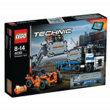 LEGO Technic - Containertransport