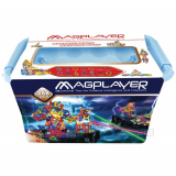 Magplayer Box med 268 dele