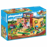 Dyrehotellet Lille Pote, Playmobil