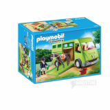 Hestetransporter, Playmobil Country