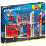 Brandstation, Playmobil