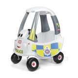Gåbil Cozy Coupe - Politi - Little Tikes