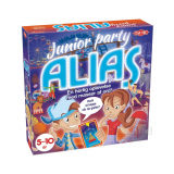 Alias, Junior Party Alias -Ordforklaring