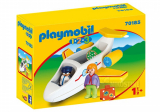 Fly med passager, Playmobil 1-2-3