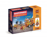 Magformers XL Cruiser Construction - 37