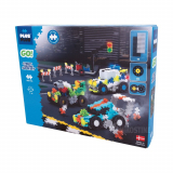 Plus Plus GO - Streetracing Mega Set