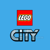LEGO City Tog Sampak - Stor