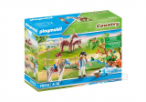 Pony udflugt, Playmobil Country