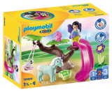 Fe legeplads, Playmobil 1-2-3