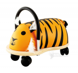 Skubber Wheely Bug Tiger - Stor