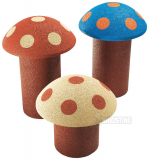 Gummi Mushrooms - 3 stk.