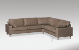 Jackson 6-pers. sofa (Stof gruppe 0)