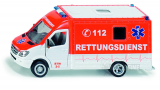 Ambulance i metal Siku 1:50