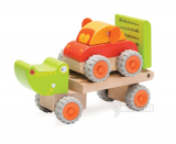 Wonder cars Krokodille Trailer - 28 cm.