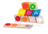 Wonder Sensory Blocks fra Wonderworld