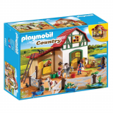 Ponystald, Playmobil Country